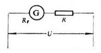 电流表改装电压表